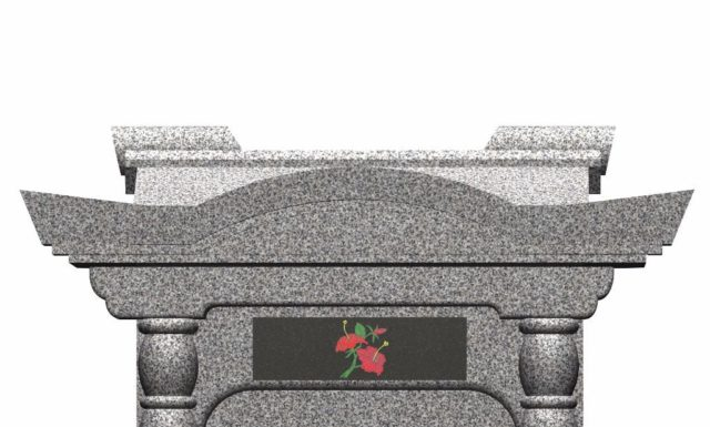 花柄彫刻 ハイビスカス・つつじ・さくら