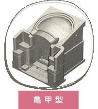 亀甲型 (沖縄)