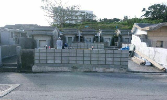 基礎工事② k家 浦添市