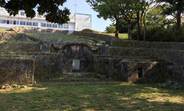沖縄県内最大級の亀甲墓