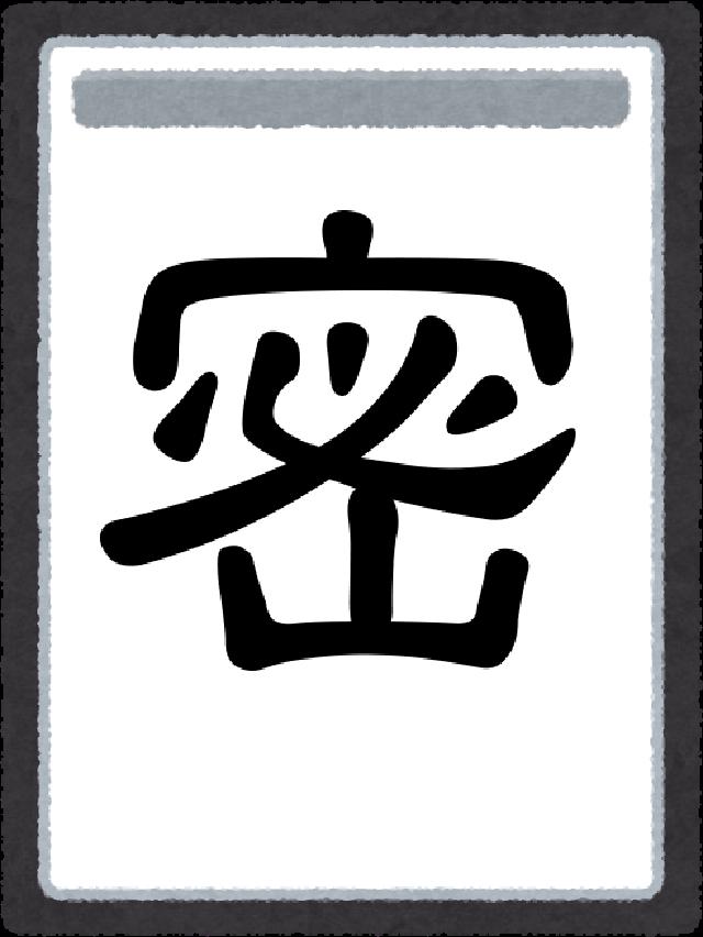 今年の漢字2020年