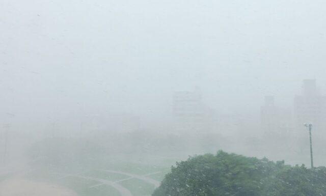 台風シーズン到来